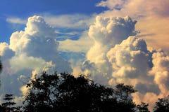 kolorowe niebo Obrazy Stock