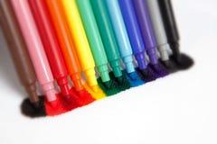 kolorowe oceny Obraz Stock