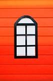 kolorowe okno Fotografia Stock