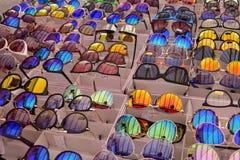 kolorowe okulary zdjęcia royalty free