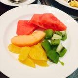 kolorowe owoców Obraz Royalty Free