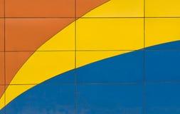 Kolorowe płytki Zdjęcie Stock