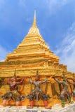 Kolorowe pagody Fotografia Royalty Free