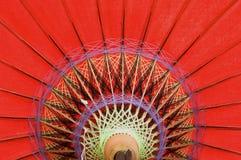 kolorowe parasolkę Zdjęcia Royalty Free