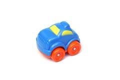 Kolorowe plastikowe samochód zabawki Fotografia Royalty Free
