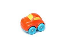Kolorowe plastikowe samochód zabawki Obrazy Stock