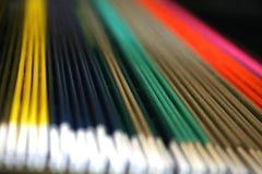 kolorowe plików Zdjęcie Stock