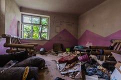 kolorowe pokój zdjęcie royalty free
