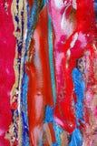 kolorowe projektu abstrakcyjne Obrazy Stock