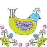 kolorowe ptaka Zdjęcia Stock
