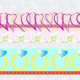 kolorowe schematu Zdjęcie Stock