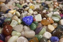 Kolorowe skały Fotografia Royalty Free