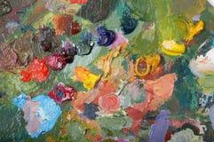 kolorowe streszczenie Obrazy Stock