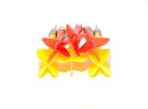 Kolorowe strzałki Fotografia Stock