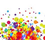 kolorowe tła abstrakcyjne royalty ilustracja