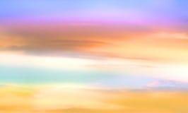 kolorowe tła niebo zdjęcia stock