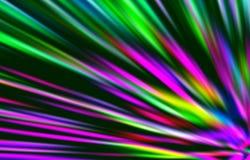 kolorowe tło Kolor skrzyknie różnić się od niskiego kąta krawędzie w różnym kierunku piękny wektor Zdjęcie Stock