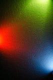 kolorowe tło Mieszać różnych kolory światło Zdjęcie Stock