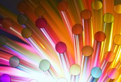 kolorowe tła abstrakcyjne Obrazy Stock