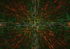 kolorowe tła elektroniczny Zdjęcie Stock