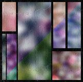 kolorowe tło Zdjęcia Stock