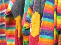 kolorowe ubrania obrazy royalty free