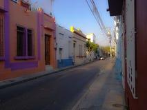 kolorowe ulic zdjęcia royalty free