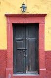kolorowe wejścia obraz stock