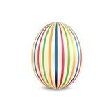 kolorowe Wielkanoc jajko Zdjęcia Stock