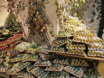 Kolorowe wielkanocne jajka Royalty Free Stock Image