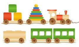 kolorowe zabawki Fotografia Stock