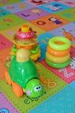 kolorowe zabawki Zdjęcia Stock