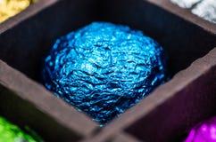 Kolorowe zawijać piłki Zdjęcie Stock