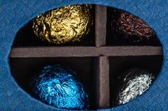 Kolorowe zawijać piłki Obraz Stock