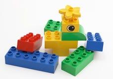 kolorowe zbudować bloków obrazy royalty free