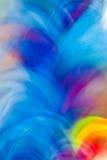 Kolorowego abstrakta światła żywego koloru zamazany tło Zdjęcia Royalty Free