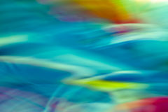 Kolorowego abstrakta światła żywego koloru zamazany tło Rocznik Zdjęcia Royalty Free