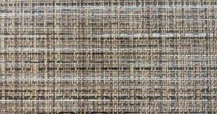 Kolorowego abstrakta przeplatany bezszwowy tło Rattan bezszwowy galonowy wzór Zdjęcia Stock