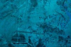 Kolorowego barwionego grunge szmaragdowozielony tło jako tapeta Obrazy Stock
