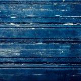 Kolorowego Ciemnego porysowanego grunge Drewniana textured ściana Stary drewniany te Zdjęcia Stock