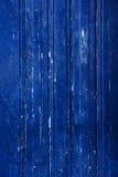 Kolorowego Ciemnego porysowanego grunge Drewniana textured ściana Stary drewniany te Obrazy Royalty Free