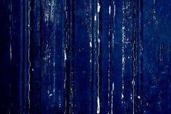 Kolorowego Ciemnego porysowanego grunge Drewniana textured ściana Stary drewniany te Zdjęcie Royalty Free