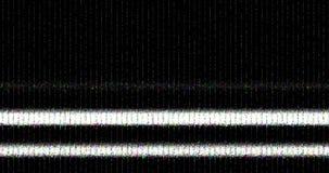 Kolorowego vhs usterki hałasu tła realistyczny migotanie, analogowy rocznika TV sygnał z złą interferencją, statyczny hałasu tło ilustracja wektor
