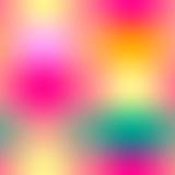 Kolorowej gradientowej siatki bezszwowy wzór w jaskrawej tęczy barwi Abstrakta zamazany wizerunek Zdjęcie Stock