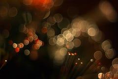 Kolorowi świeceń światła Zdjęcie Royalty Free