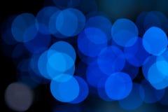 Kolorowi abstrakcjonistyczni wakacyjni światła Zdjęcie Stock