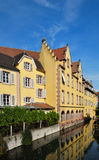 kolorowi Alsace domy France Obraz Stock