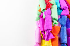 kolorowi asortowani cukierki Obraz Royalty Free