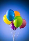 Kolorowi balony Zdjęcie Stock
