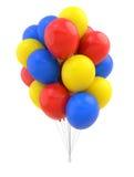 Kolorowi balony zdjęcia stock